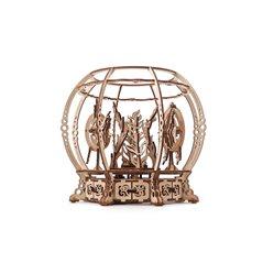 Gorilla - 3D Holz Puzzle