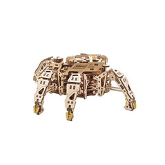 Wolf - 3D Holz Puzzle