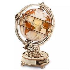 Murmeltier - 3D Holz Puzzle