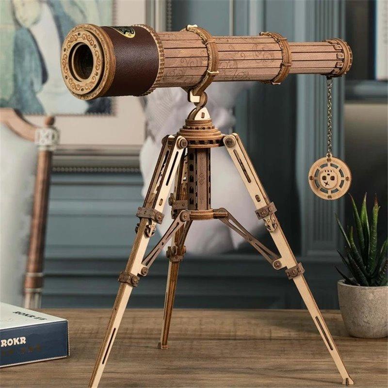 Pferd - 3D Holz Puzzle