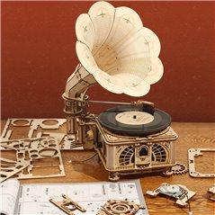 Pinguin - 3D Holz Puzzle