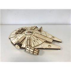 Schildkröte - 3D Holz Puzzle