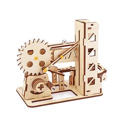 Wasserflugzeug - 3D Holz Puzzle