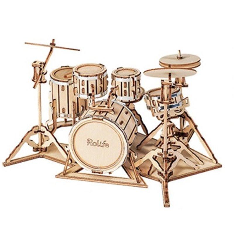 Klavier - 3D Holz Puzzle