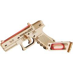 Eulen Box - 3D Holz Puzzle
