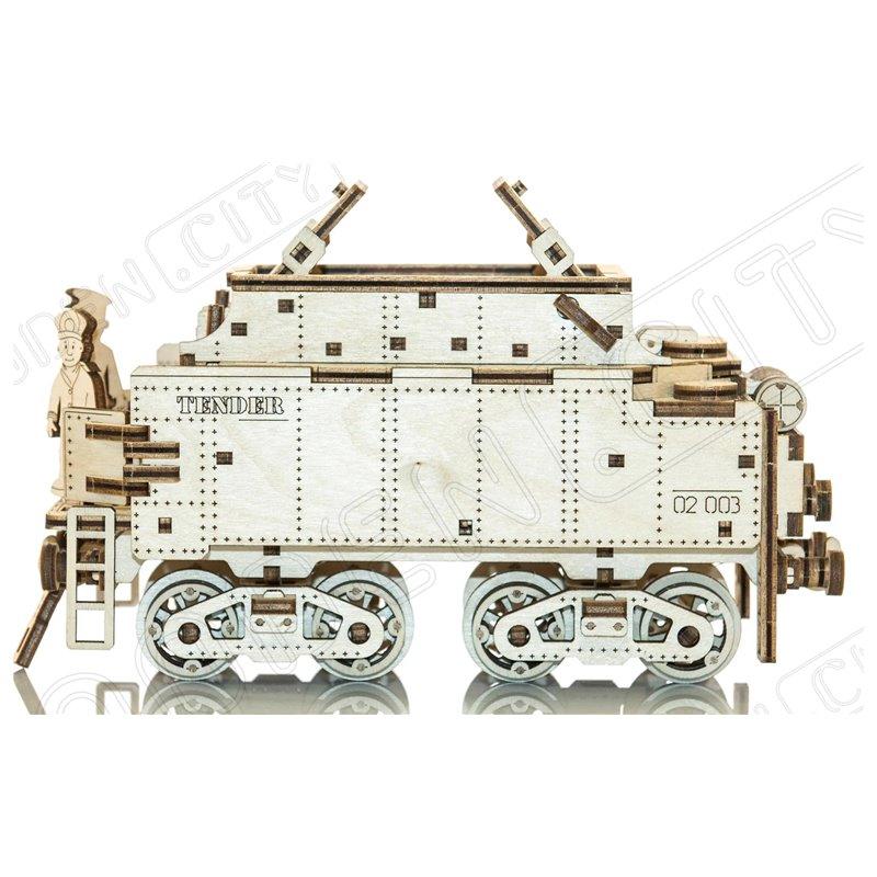 Eiffel Turm - 3D Holz Puzzle