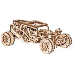 Tresor - 3D Holz Puzzle