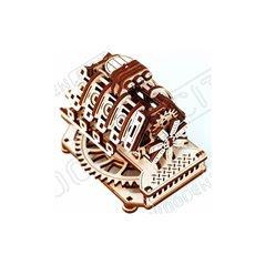 Steampunk Music Box Seymour mit Musik