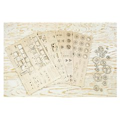 Steampunk Music Box Submarine mit Musik