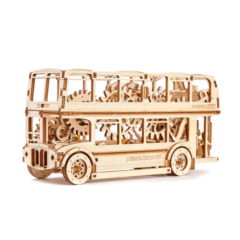 Steampunk Music Box Submarine mit Musik