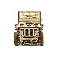 Steampunk Music Box Spaceship mit Musik