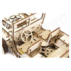 Steampunk Music Box Spaceship mit Musik