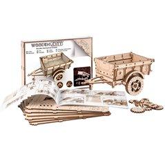 Solar Energy Powered 3D Moveable Moon Buggy