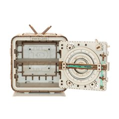 Amp Powersuit - 3D Holz Puzzle