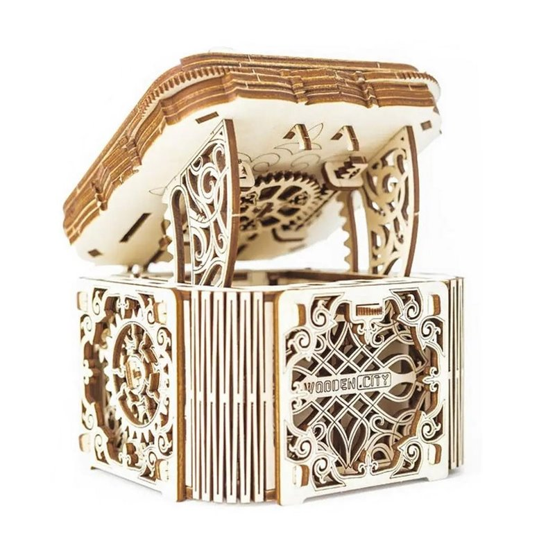 PDA Gunship - 3D Holz Puzzle