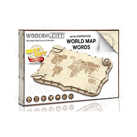 ugears Deck Box: Gerätekit für Kartenspiele