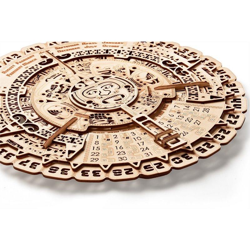 Fliege - 3D Holz Puzzle
