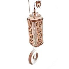 Skorpion - 3D Holz Puzzle