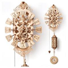 Gottesanbeterin / Mantis - 3D Holz Puzzle