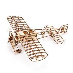 Militärfahrzeug Panzer II - 3D Holz Puzzle