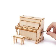 Fliegender Vogel - 3D Holz Puzzle