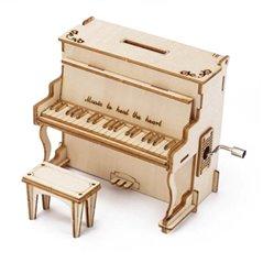 Luftfahrzeug - 3D Holz Puzzle