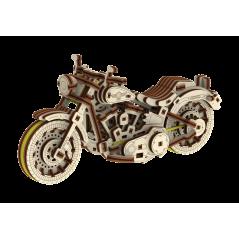 Flugzeug Modell Fokker-E - 3D Holz Puzzle