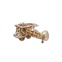 Da Vinci Tank - 3D Holz Puzzle
