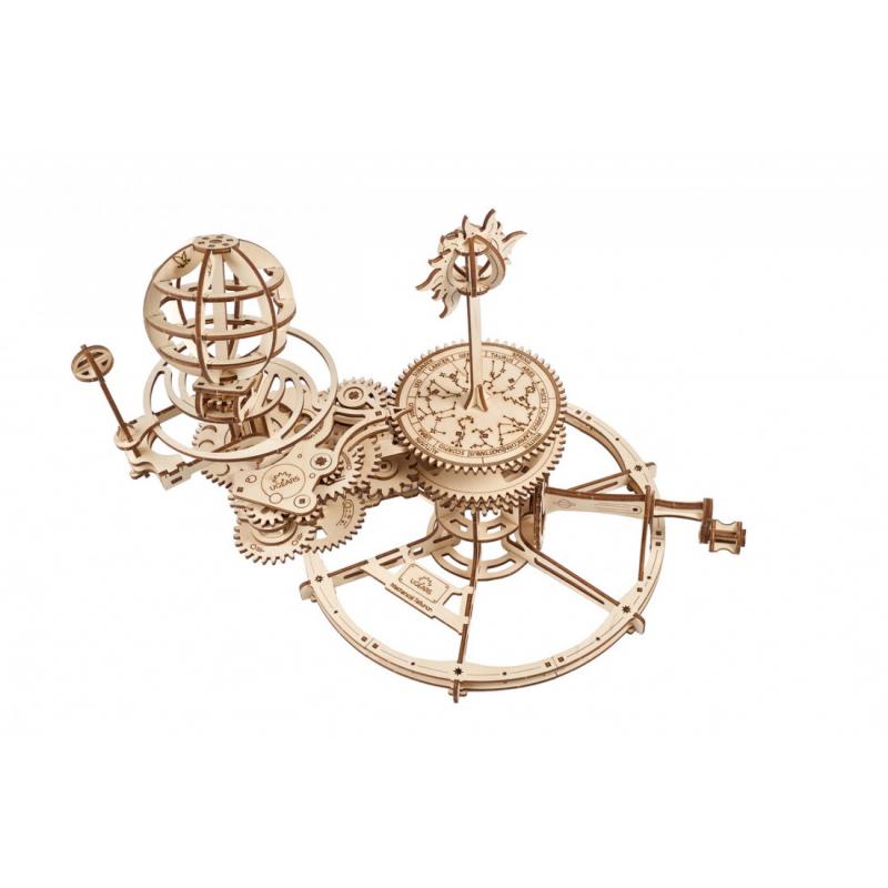 Game Set - 3D Holz Puzzle