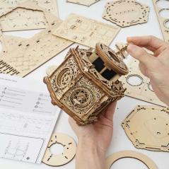 LKW Belaz 75710 - 3D Holz Puzzle