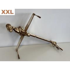 LKW Belaz Mini - 3D Holz Puzzle
