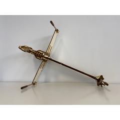 LKW Belaz 75600 - 3D Holz Puzzle