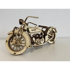 Oldtimer - 3D Holz Puzzle