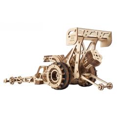 Oldsmobil - 3D Holz Puzzle