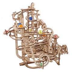 Doppeldecker - 3D Holz Puzzle