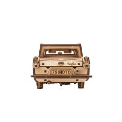 Klavier II - 3D Holz Puzzle