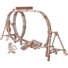 Brachiosaurus - 3D Holz Puzzle