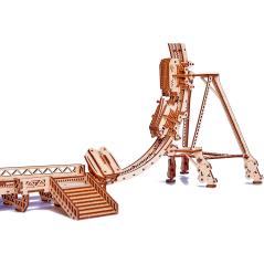 Weihnachten - 3D Holz Puzzle