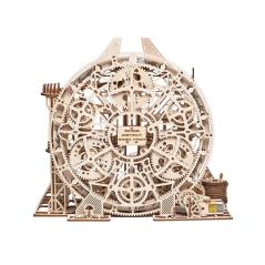 Stier - 3D Holz Puzzle