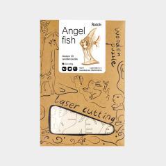 Kinderzimmer - 3D Holz Puzzle