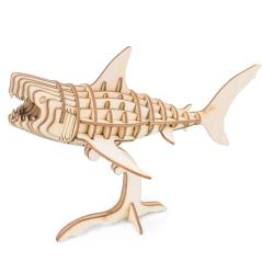 Esszimmer - 3D Holz Puzzle
