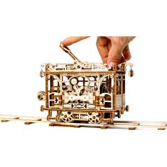 Globus S - 3D Holz Puzzle