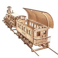 Flugzeug Louis - 3D Holz...