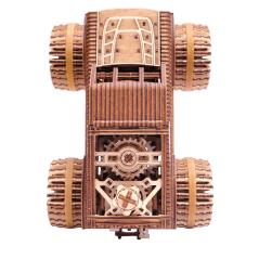 Gabelstapler - 3D Holz Puzzle