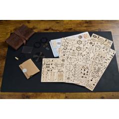 Maschinen Gewehr - 3D Holz...
