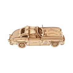 Segelschiff - 3D Holz Puzzle