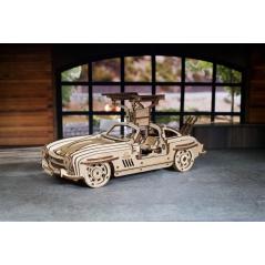 Dampfschiff - 3D Holz Puzzle